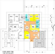 Single Storey Semi Detached House Floor Plan | new single storey semi detached house in miri lakeshore villa