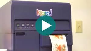 high resolution kiaro color label printer quicklabel