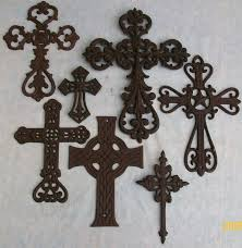 decorative crosses for wall cross for home decor simple barn wood cross rustic wooden cross