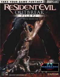 resident evil outbreak file 2 official strategy guide