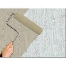 wood grain textured paintable wallpaper rpl1002lw all 4 walls