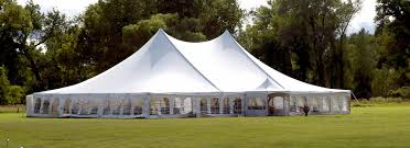 rent a tent for a wedding party time plus the special event company