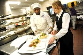 Casola Dining Room Schenectady College Offers Culinary Ground Times Union