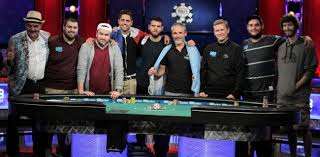 2017 world series of poker final table meet the july nine 2017 wsop main event final table bios