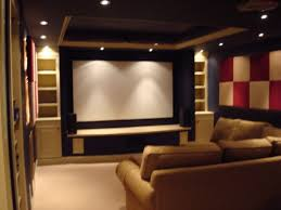 contemporary home theater design basement home theater design ashburn transitional basement theatre