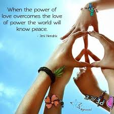 the power of peace inner and worldly peace