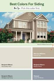 119 best exterior house colors images on pinterest exterior