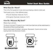 Mayfair Toilet Seats 7800tdg000 Plastic Toilet Seat Elongated White