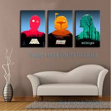 Posters For Living Room by Aliexpress Com Buy Star Wars Empire Movie Poster Modern Abstract