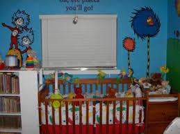 Dr Seuss Decor Baby Nursery Decor Lorax Theme Cute Cartoon Dr Seuss Baby Nursery
