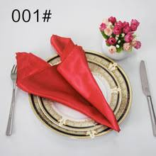 Decorative Napkin Folding Compare Prices On White Cloth Napkins Online Shopping Buy Low