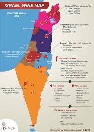 negev desert map wine map bank wines