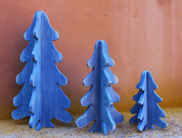 laurie u0027s projects 3 d wooden christmas trees christmas time