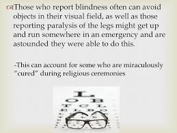 Psychogenic Blindness Somatic Symptom And Related Disorders Ppt Video Online Download