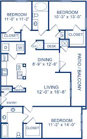 1 2 u0026 3 bedroom apartments in austin tx camden amber oaks