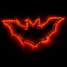 vire bat led rope light decoration olympic