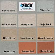 pref deck an acrylic deck coating manufacturer