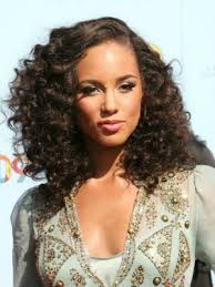 black hair tight curls curly hairstyle ideas