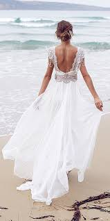 the 25 best beach wedding gowns ideas on pinterest destination