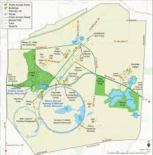 Geneva Illinois Map by New Pedestrian And Bike Access Routes Open At Fermilab