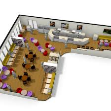 schematic drawing service simply coffee shops