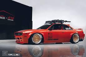 nissan 240sx rocket bunny nissan 240sx s14 classic cars pinterest nissan 240sx