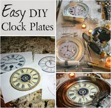 New Years Clock Decorations by Easy New Years Table Decorations Rose Anne Erickson