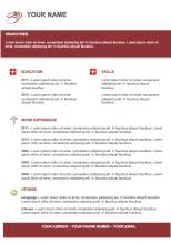 Photo Resume Examples by Free Resume Templates To Download Examples Of Resumes