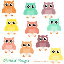 Owl Item by Baby Owl Clip Art Diaper Owl Clipart Digital Scrapbooking Cu