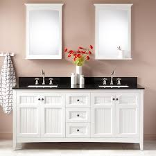 Vanities For Bathroom by Double Sink Freestanding Vanity Signature Hardware