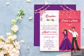 indian wedding invitation indian wedding invitation with wedding