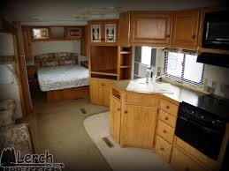Fleetwood 5th Wheel Floor Plans 2004 Wilderness 270fq Used Travel Trailer Camper Fleetwood Rv