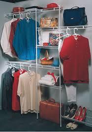 how to install a closet system
