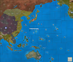 World Map 1940 by World War Ii Pacific 1940 2nd Edition Axis U0026 Allies Wiki