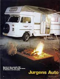 volkswagen camper trailer thesamba com bay window bus view topic old magazine article