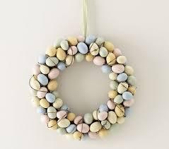 pottery barn easter egg wreath decor look alikes