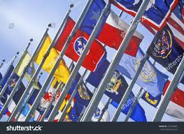 States Flags State Flags United States Stock Photo 139254692 Shutterstock