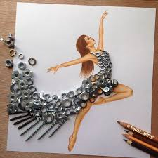 fashion designs created out of everyday objects vuing com