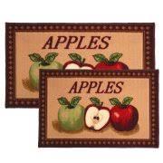 Apple Kitchen Rug Sets Kitchen Rug Sets