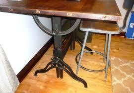 adjustable height drafting table adjustable height drafting table universitybird com