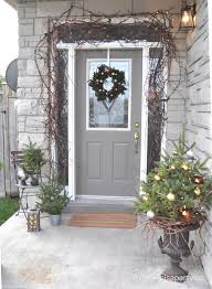 Rustic Metal Christmas Decorations by Christmas Home Tour 2014 Rustic Mixed Metals Life Is A Party