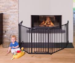 baby gate for fireplace dact us