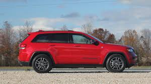 hyundai jeep 2017 2017 jeep grand cherokee trailhawk review seriously capable