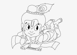 colour drawing free hd wallpapers little krishna for kid coloring