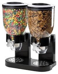 amazon best seller dual dry food cereal sugar dispenser buy bulk