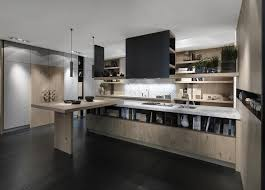 kitchen terrific modern black kitchen decoration using mount wall