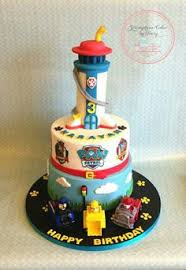 mickey mouse clubhouse paw patrol birthday cake cakes