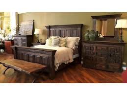 Ultra King Bed Vintage Wyoming King Bed Nightstand Dresser And Mirror Great