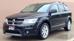 Dodge Journey Seating - 2013 dodge journey crew 7 passenger heated seats u0026 steering