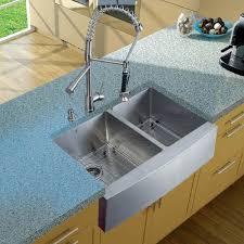 Faucet And Soap Dispenser Placement Ada Compliant Farmhouse Sink Bellacor